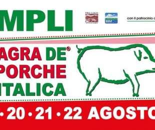 Sagra della Porchetta Italica di Campli 2016