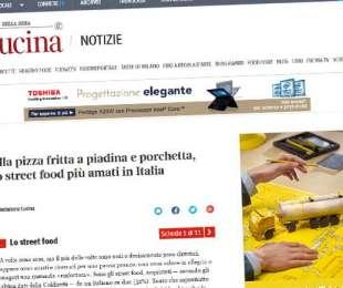 Top 10 dei Migliori Street Food Italiani: Venditti C'é