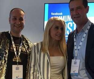 Porchetta nell'era Facebook Venditti Testimonial a Roma